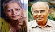 Same group behind killings of Narendra Dabholkar, MM Kalburgi, Gauri Lankesh say police official