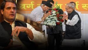 After former President Pranab Mukherjee, RSS to invite Rahul Gandhi for event next month