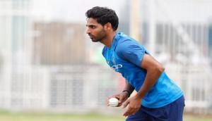 CWC'19: Bhuvneshwar Kumar returns to nets ahead of Windies clash