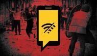 Mobile internet services suspended in Kashmir in view of Republic Day celebrations