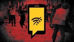 एक महीने में 8 राज्यों में बंद की गई इंटरनेट सेवाएं, कश्मीर में 135 दिन से बंद