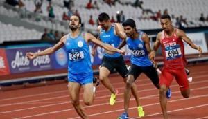 Asian Games 2018: 800 मीटर दौड़ में मनजीत सिंह ने जीता गोल्ड, जिनसन जॉनसन ने सिल्वर