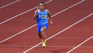 Asian Games 2018: दुती चंद ने रचा स्वर्णिम इतिहास, 200 मीटर रेस में जोड़ा सिल्वर
