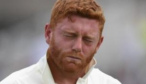 England's Jonny Bairstow out of fourth ODI after injury