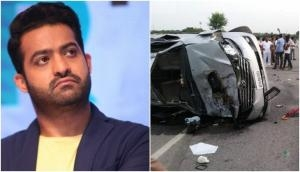 Shocking! Telugu superstar Jr NTR's father and star Nandamuri Harikrishna died in a road accident; South film industry condolences