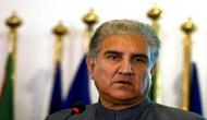 Pakistan minister should have been more sensitive in sharing dais with Hafiz Saeed: Foreign Minister Shah Mehmood Qureshi