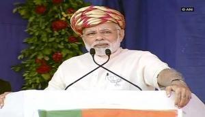 भारत की ताकत की वजह से बढ़ी देश की अर्थव्यवस्था, मोदी सरकार का कोई योगदान नहीं- चंद्रबाबू नायडू
