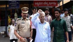 PM Modi assassination plot: P Varavara Rao, Maoist ideologue and revolutionary writer arrested by Pune Police in Hyderabad