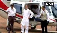 केरल दौरे के दौरान राहुल गांधी ने महिला की जान बचाने के लिए आधे घंटे तक रोके रखा हेलीकॉप्टर