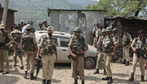 जम्मू-कश्मीर : आतंकियों ने किया चार पुलिसकर्मियों का अपहरण