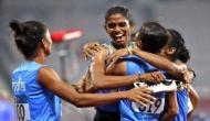Asian Games 2018: भारत की बेटियों ने बढ़ाया तिरंगे का मान, देश को दिलाया 400 मीटर रिले स्पर्धा में गोल्ड