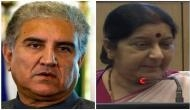 No plans for Sushma Swaraj and her Pakistani counterpart Shah Mehmood Qureshi talks at UN