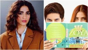 Sonam Kapoor takes a new look for her next film 'The Zoya Factor' that Kapoor family is totally loving
