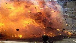 Andhra Pradesh: One policeman, civilian injured in a landmine blast by Maoists near Nurmathi village in Visakhapatnam district