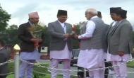 PM Modi lands in Kathmandu for BIMSTEC summit