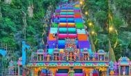 Batu Caves may land in legal soup over revamped staircase