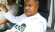 All well between JDU, Congress: Deve Gowda