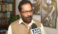 Process for Haj 2019 to be announced in October: Minority Affairs Minister Mukhtar Abbas Naqvi