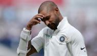 ऑस्ट्रेलिया के खिलाफ टेस्ट सिरीज में न चुने पर छलका धवन का दर्द, दिया भावुक सन्देश