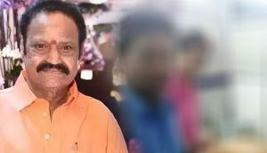 Shameful! Hospital staff disrespected AP ex-CM's son Harikrishna's dead body and took a  selfie with actor's body