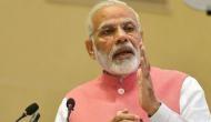 Prime Minister Narendra Modi reaches Indore to attend 'Ashara Mubaraka'
