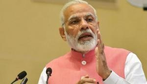 Wishes pour in for PM Modi on his birthday
