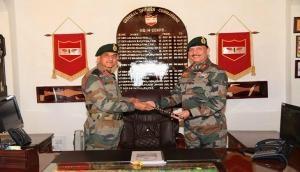 Kargil war hero Lieutenant General YK Joshi takes charge of Ladakh's defence