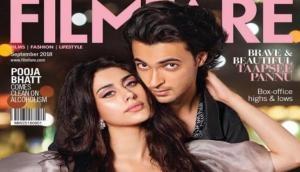 सलमान खान के जीजा आयुष फिल्मफेयर मैगज़ीन के कवर पेज पर छाए, देखें तस्वीर