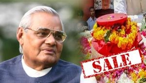 You can buy late Atal Bihari Vajpayee's ashes on sale at Amazon; here's the reality