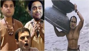 शिवराज सिंह का 'बाहुबली अवतार' सोशल मीडिया में वायरल, राहुल, मोदी और सिंधिया में से ये हैं कटप्पा