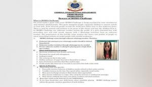 MOMO Challenge: Odisha Police issues advisory against deadly game
