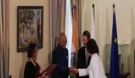 India, Cyprus ink two MoUs on Combating Money Laundering and Cooperation