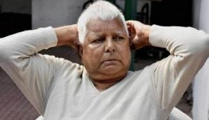 Fodder Scam: Ailing Lalu Yadav's bail plea on medical ground rejected by Jharkhand High Court