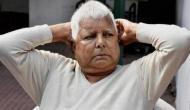 Fodder Scam: Supreme Court dismisses bail plea of Lalu Prasad Yadav