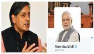 Here's the shocking reason why Shashi Tharoor wants to hack PM Modi's social media accounts