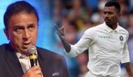 Sunil Gavaskar slams Hardik Pandya and Ravichandran Ashwin as Virat Kohli's men lose the series