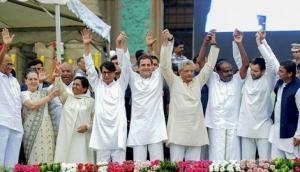 2019 चुनाव की हुंकार, मोदी सरकार के खिलाफ एक बार फिर ताकत दिखाएगा विपक्ष