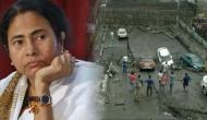 Kolkata Bridge Collapse: Bengal CM Mamata Banerjee said 'No Flights Today, Can't Return' and orders probe