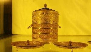 हैदराबाद: चोरी हुए निजाम के बेशकीमती सोने के कप और 50 करोड़ का हीरों से जड़ा टिफिन बॉक्स
