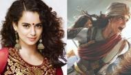 कगंना की फिल्म 'मणिकर्णिका' पर गिरी गाज, सोनू सूद के बाद ये एक्ट्रेस छोड़ेगी फिल्म!