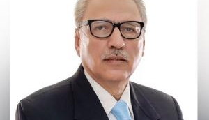 Pakistan's Arif Alvi on Indo-Pak tensions: 'Mistake' for India to view Pakistan with a pre-partition eye