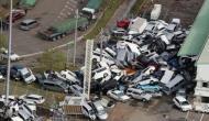 Video: जापान में JEBI तूफान ने मचाया कहर, जलप्रलय का मंजर देख लोगों के खड़े हो गए रोंगटे