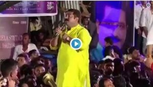 BJP MLA slammed for promising to abduct women, for men who seek his help; video goes viral