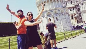Yuvraj Singh gets trolled by wife Hazel Keech and said 'Tourism gone wrong' and 'unintentionally funny'