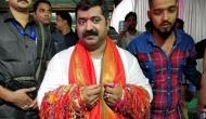 Ram Kadam statement Controversy: Shocking! Congress leader announced Rs 5 lakh award for cutting BJP MLA's tongue