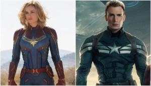 Brie Larson replaces Chris Evans in Marvel's Captain series; here is the first look of Captain Marvel