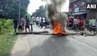 भारत बंद के दौरान देश के इन जगहों पर हो रही है आगजनी और आंदोलन, देखें तस्वीरें..