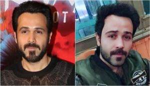 After Karan Johar, Now Emraan Hashmi introduces his look-a-like and you will be surprised to see his looks