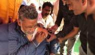 भारत बंद: सांसद पप्पू यादव पर हुआ हमला, रोते हुए बोले- गार्ड नहीं होता तो मुझे जान से मार डालते