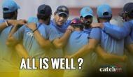 टीम इंडिया में फूट की खबर सामने आई, रवि शास्त्री और कोहली से कई खिलाड़ी नाराज़